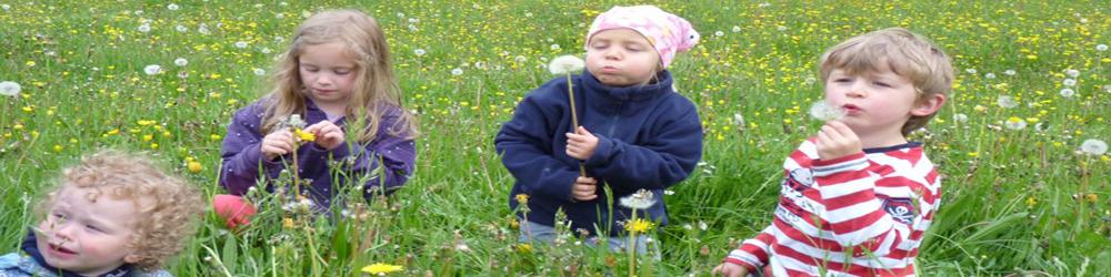 Bauernhofurlaub mit Kindern
